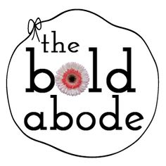 The Bold Abode - and the adventures of living in color