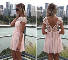 Vestido de renda Flor (sob encomenda)