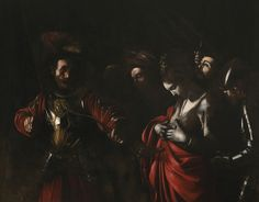 Michelangelo Merisi da Caravaggio (Milan, 1571 – Porto Ercole, 1610), The Martydom of Saint Ursula, 1610. Oil on canvas, 201 x 271 cm. Colección Intesa Sanpaolo. Gallerie d'Italia - Palazzo Zevallos Stigliano, Nápoles. © Gallerie d'Italia