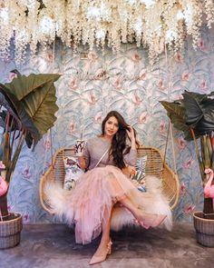 Shop The Style - Retro, Indie and Unique Fashion Salon Interior Design, Boutique Interior, Salon Design, Beauty Salon Decor, Nail Designer, Unique Fashion, Coffee Shop Design, Girl Bedroom Designs, Aesthetic Room Decor