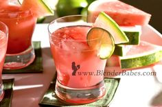 Anti-Aging Watermelon Ginger Berry Detox Juice: 2 c watermelon, 1 c strawberries or blackberries, 1/2 lime juice and 1/4 t ginger