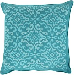 KSI-003: Surya | Rugs, Pillows, Wall Decor, Lighting, Accent Furniture, Throws-also in indigo blue