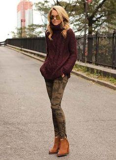 セーターの着こなし・コーデ一覧【レディース】 | MILANDA