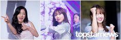 [HD테마] 한가위 보름달 같은 걸그룹 멤버 3인 윤보미-류수정-최유정 #topstarnews
