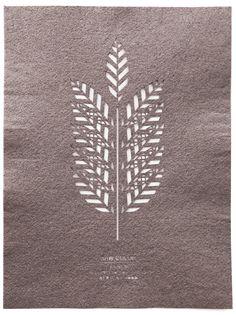 Leaf / Raw Paper