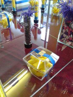 Montando minha festa: Festa Minions