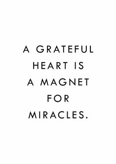 A Grateful Heart Pri