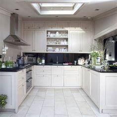 Lovely U Shaped Kitchens Designs #6 - Small U-shaped Kitchen Ideas