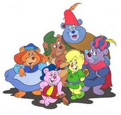 The Gummie Bears Cartoon!