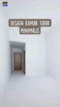 Sims House Design, Unique House Design, Minimalist House Design, Minimalist Room, Small Room Design Bedroom, Home Room Design, Bathroom Interior Design, Shabby Bedroom, Comfy Bedroom