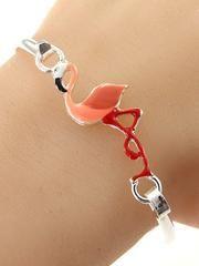 {Flamingo Bracelet} - Color