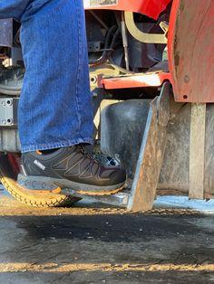 2a89d3fe4d Boron - Aluminum Toe - Men's / Black. Hiking BootsHeelWalking ...