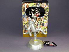 New Wizard of Oz Dancing Tin Man Figurine In Original Box