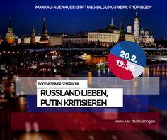 In einer Woche diskutiere ich bei der Adenauer-Stiftung auf Burg Bodenstein über Russland. www.kas.de/thueringen