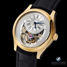 The Watch That Changed My Life: The Jean Daniel Nicolas Two-Minute Tourbillon By Daniel Roth