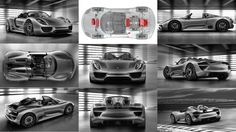 Awesome Porsche: Porsche Hybrid. 770 hp, 94 mpg, 0-60 less than 3 seconds....  Cars Check more at http://24car.top/2017/2017/07/19/porsche-porsche-hybrid-770-hp-94-mpg-0-60-less-than-3-seconds-cars/