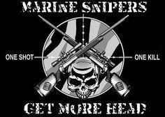 Marine Snipers