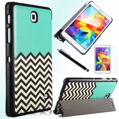 Tri-Fold Leather Case Cover Stand For Samsung Galaxy Tab 4 7.0 inch Tablet T230 #UnbrandedGeneric