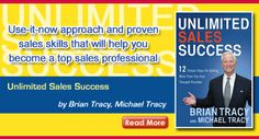 Unlimited Sales Success by Brian Tracy, Michael Tracy