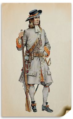 27th REGIMENT OF FOOT (Inniskilling) Grey Inniskilling - 1690. Más en www.elgrancapitan.org/foro