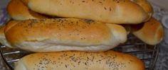 Recept Domácí rohlíky (dobré i druhý den) Hot Dog Buns, Hot Dogs, 20 Min, Pizza, Bread, Food, Pineapple, Brot, Essen