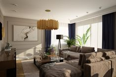 Dom w Libertowie Curtains, Design, Home Decor, Living Rooms, Lounges, Blinds, Sitting Rooms, Interior Design, Family Rooms