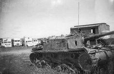 https://flic.kr/p/S2rhED | Sturmgeschütz M42 mit 75/34 851 (i) Nr. 122 | Picture courtesy beutepanzer.ru/ ________ The Panzer Pictures Database | @PanzerDB (Twitter) | panzerdb.com