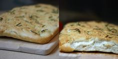 Talianska focaccia - Receptik.sk Banana Bread, Recipies, Pizza, Desserts, Food, Recipes, Tailgate Desserts, Deserts, Eten