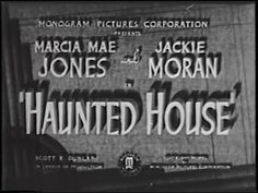 Haunted House (1940)Published on Jul 14, 2014   Two kid reporters try to get their friend Olaf cleared of murder charges. Directed by Robert F. McGowan. With Jackie Moran, Marcia Mae Jones, George Cleveland, Christian Rub