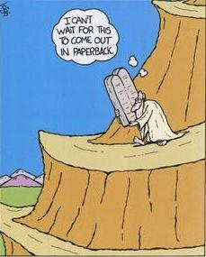 Mystery Fanfare: Cartoon of the Day: Paperback humor Christian Comics, Christian Cartoons, Funny Christian Memes, Christian Humor, Christian Art, Mormon Humor, Jw Humor, Funny Cartoons, Funny Memes