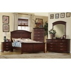http://www.rcwilley.com/Furniture/Bedroom/Sets/Adult/6PCBD324NAPLES60/2590026/Lee-Furniture-6-Piece-California-King-Bedroom-Set-View.jsp
