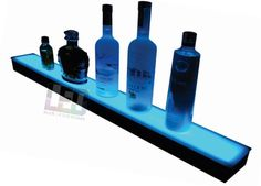 Hey, I found this really awesome Etsy listing at https://www.etsy.com/listing/292144221/64-led-lighted-shelf-bottle-display
