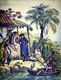 Rugendas - COSTUMES DE BAHIA