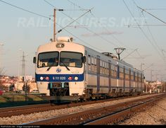 Net Photo: 6111 020 HŽ - Hrvatske željeznice 6111 at Zagreb, Croatia by blinder Zagreb Croatia, Speed Training, High Speed, Wheels, World, Image, Trains, The World