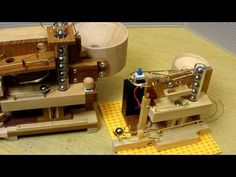 Rolling Ball Sculpture, Marble Machine, Kinetic Art, Pinball, Espresso Machine, Marble Runs, Marbles, Wood, Youtube