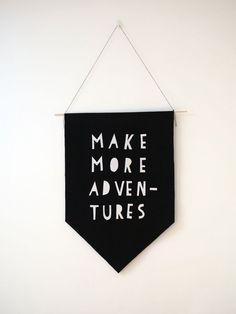 faça mais aventuras