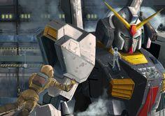 RX-178 Gundam Mk-II / ito DAYNAMICS
