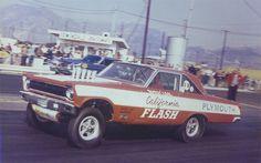 Vintage Drag Racing - A/FX - The California Flash