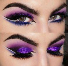 #dramatic #eyemakeup but #beautiful especially thr #eyeliner @stylexpert