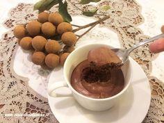Mousse al cioccolato… senza! | Cuginette sul gâteau  Senza glutine, senza burro, senza panna, senza zucchero e senza cottura!!!