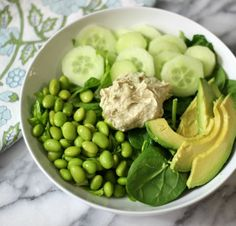 Protein Packed Salads Perfect For Your Needs -Green Protein Salad