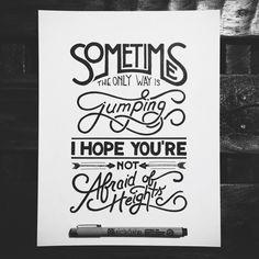 Typography Mania #224 | Abduzeedo Design Inspiration