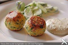 Schnelle Falafel aus Kichererbsenmehl, ein tolles Rezept aus der Kategorie Braten. Bewertungen: 12. Durchschnitt: Ø 4,1.