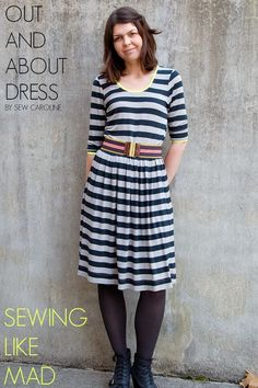 Great beginner friendly sewing pattern and tutorial! For more easy fashion sewing projects, check out http://www.sewinlove.com.au/category/free-sewing-pattern/