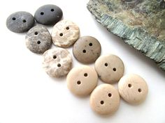 Beach Stone Supplies  BUBBLE MIX by StoneAlone   by StoneAlone on etsy.
