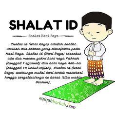 Shalat Id  www.aqiqahberkah.com