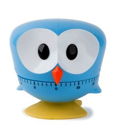 Blue Owl Timer by Kikkerland on #zulily today!