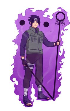 "gabzilla-z: "" ""  ""Dedicated to preserving the bonds he thought he'd never have again, Sasuke combines the power of the Rinnegan with that of Hawk Senjutsu to protect his home and bring his best friend back to it… while trying to protect them both,..."