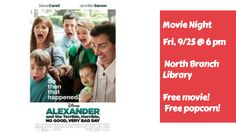 Come see a hilarious movie based on a FANTASTIC children's book!  9/25 @ 6 PM    @ 3001 N. Chadbourne St. San Angelo, TX 76903