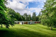 In 1957 the celebrated architect Peter Womersley designed one of the finest houses to have been built in Britain during the Mid Century period. It was commissioned by the renowned textile designer Bernat Klein and situated on a beautiful plot of approx. 3 ¼ acres acres, 35 miles south of Edinburgh, with far-reaching views of the […]